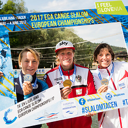 20170604: SLO, Canoeing - 2017 ECA Canoe Slalom European Championships, Ljubljana - Tacen