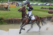 DASSETT COOL TOUCH ridden by Dan Jocelyn at Bramham International Horse Trials 2016 at  at Bramham Park, Bramham, United Kingdom on 11 June 2016. Photo by Mark P Doherty.
