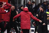 Gennaro Gattuso Esultanza Celebration <br /> Milano 27-12-2017 Stadio Giuseppe Meazza in San Siro Calcio Coppa Italia Milan - Inter foto Image Sport/Insidefoto