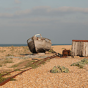 Boat and Shack, Dungeness
