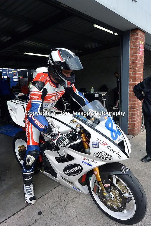 #82 Luke Jones Acumen Industrial Services British Supersport