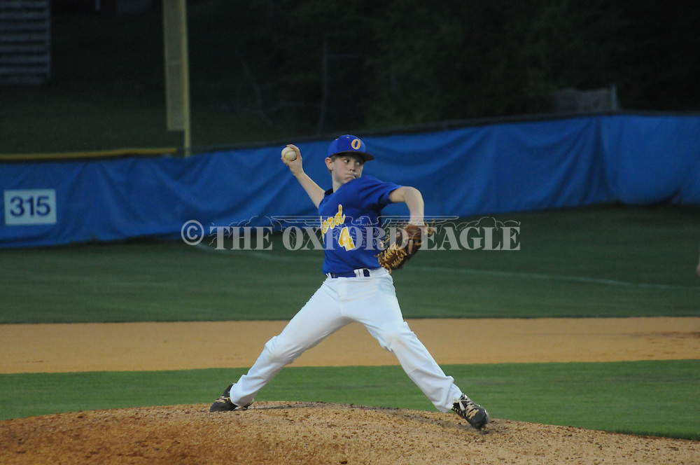 Oxford Middle School vs. South Panola in Oxford, Miss. on Thursday, April 14, 2011.