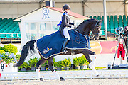 Florine Kienbaum - Doktor Schiwago 3<br /> European Championships Dressage U25 2016<br /> © DigiShots