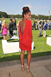 PREEYA KALIDAS at the Audi International Polo Day held at Guards Polo Club, Smith's Lawn, Windsor on 22nd July 2012.