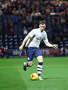 Marnick Vermijl attacks during the Sky Bet Championship match between Preston North End and Bolton Wanderers at Deepdale, Preston, England on 31 October 2015. Photo by Pete Burns.