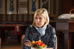 Annelies Vorsselmans, (BEL) at home<br /> Stal De Sjiem - Weerselo 2015<br /> © Dirk Caremans