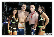 Ring Girls of Adrenalin and Solo Supplements..Adrenalin 'Caged Combat'..Amadeus Night Club, Strood, Kent..12-9-10