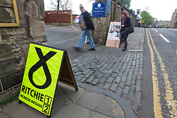 Local Government Elections are taking place throughout Scotland to decide which parties will control the local councils.