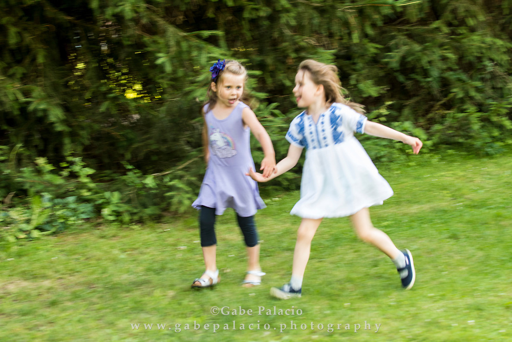 Dancing at Dusk, A Voyage to Japan, on Friends Field at Caramoor in Katonah New York on June 28, 2017. <br /> (photo by Gabe Palacio)