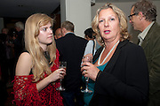 ZOE INGENHAAG; CHRISTINE SOMERVILLE, The opening night of Broken Glass at the Vaudeville Theatre. Followed by  the after show party is at One Aldwych. London. 16 September 2011. <br />  , -DO NOT ARCHIVE-© Copyright Photograph by Dafydd Jones. 248 Clapham Rd. London SW9 0PZ. Tel 0207 820 0771. www.dafjones.com.