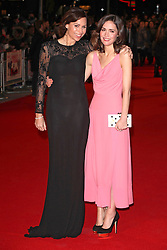 Minnie Driver and Rose Byrne arriving for the I Give It A Year premiere, the Vue, Leicester Square, London, UK, January 24, 2013. Photo by Imago / i-Images...UK ONLY
