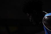 Henry Sims<br /> Vanoli Cremona - The Flexx Pistoia<br /> Lega Basket Serie A 2017/2018<br /> Cremona, 15/10/2017<br /> Foto M.Ceretti / Ciamillo - Castoria