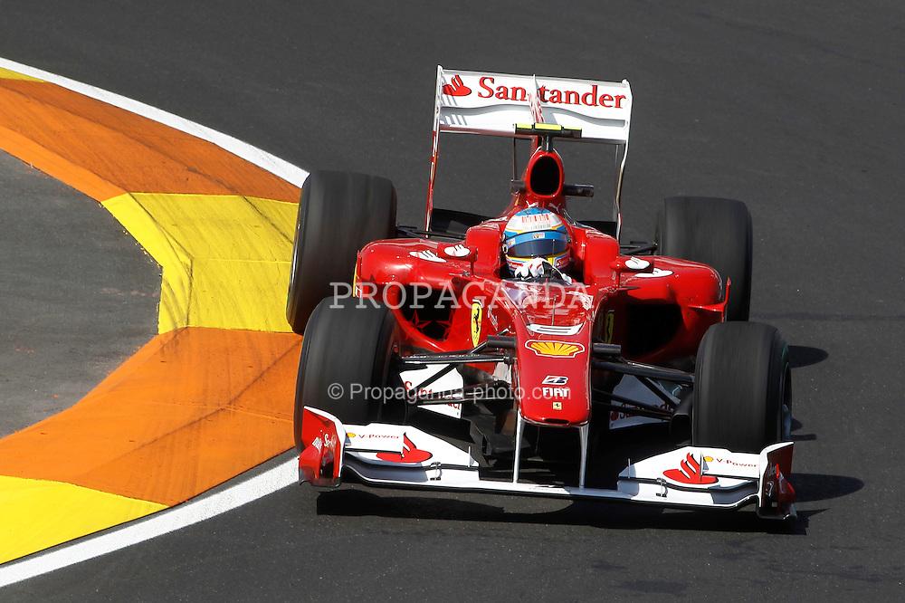 Motorsports / Formula 1: World Championship 2010, GP of Europe, 08 Fernando Alonso (ESP, Scuderia Ferrari Marlboro),
