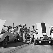 Arnolt Bristol (all by Ozzie Lyons 1955, 57)