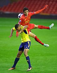 130917 Liverpool U21 v Sunderland U21