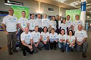 JT global to Kilmanjaro group at airport