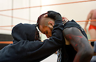 """Images from Championship Wrestling Entertainment's Live Pro Wrestling event at the Port St. Lucie Civic Center on Friday, May 15, 2015. CWE is a local """"indie"""" wrestling company headquartered in Port St. Lucie. (XAVIER MASCAREÑAS/TREASURE COAST NEWSPAPERS)"""