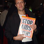 Stop Aids Now Utrecht, Hugo Metsers III