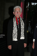 SIR ROY STRONGL, V and A celebrates 150th anniversary. V and A. London. 26 June 2007.  -DO NOT ARCHIVE-© Copyright Photograph by Dafydd Jones. 248 Clapham Rd. London SW9 0PZ. Tel 0207 820 0771. www.dafjones.com.