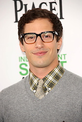 Andy Samberg at the 2014 Film Independent Spirit Awards Arrivals, Santa Monica Beach, Santa Monica, United States, Saturday, 1st March 2014. Picture by Hollywood Bubbles / i-Images<br /> UK ONLY