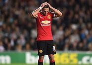 Milton Keynes Dons v Manchester United 260814