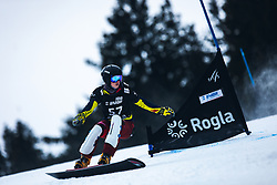 MICHALIK Aleksandra (POL) during FIS alpine snowboard world cup 2019/20 on 18th of January on Rogla Slovenia<br /> Photo by Matic Ritonja / Sportida