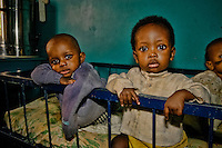 During my collaboration with an UNESCO program, I went several times in Africa, including Rwanda<br /> Here are some photos of these different missions, mostly with regard to orphans of Rwanda and the mission with Marie Jose Perrec and Marie Jose Lallart (UNESCO)<br /> Here in an orphanage, Kigali.<br /> In this small country, 26 338 km2 for 11 millions persons , rapes are still very common.<br /> Rwandans violate  Congoleses, Ugandans violate Rwandans...  everyone violates everyone ... and the abandonments of children are very numerous.<br /> And the orphanages lack financial resources.