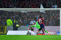 Goal Divock ORIGI - 03.02.2015 - Lille / Lens - 35eme journee de Ligue 1<br />