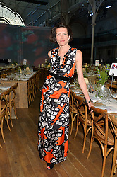 THOMASINA MIERS at The Women for Women International & De Beers Summer Evening held at The Royal Opera House, Covent Garden, London on 23rd June 2014.