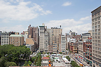 View from 105 East 16th Street