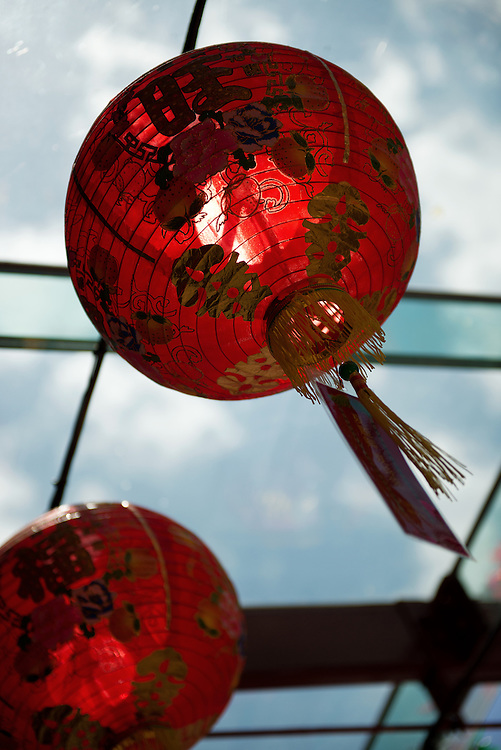 Celebration of Lunar New Year in Singapore