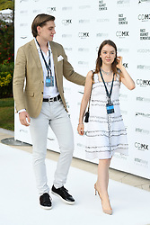 Princess Alexandra of Hanover and Ben Sylvester Strautmann attend Amber Lounge UNITE 2018 in aid of Sir Jackie Stewart's foundation 'Race Against Dementia' at Le Meridien Hotel on May 25, 2018 in Monte-Carlo, Monaco. Photo by Laurent Zabulon/ABACAPRESS.COM
