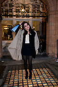 ASSISI JACKSON, DAUGHTER OF JADE JAGGER. The Launch of the Lanvin store on Mount St. Presentation and cocktails.  London. 26 March 2009