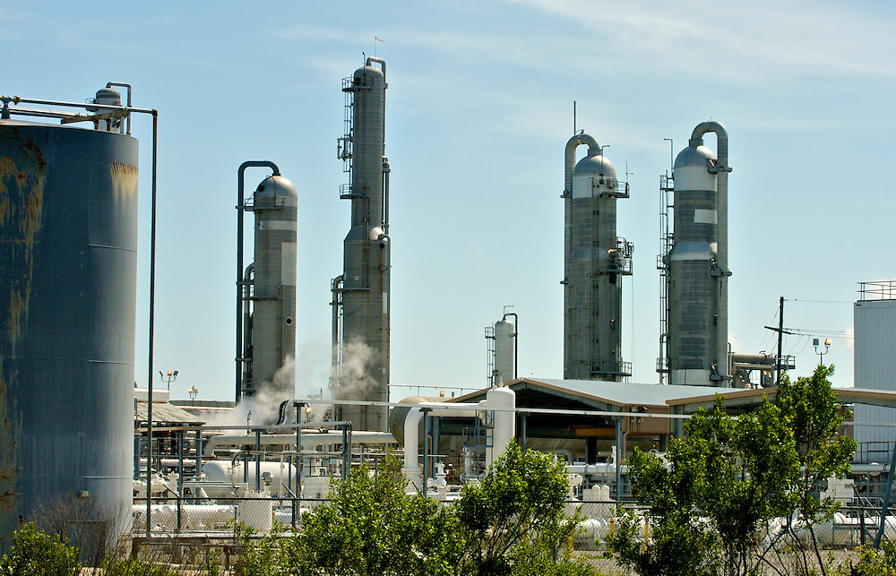 Yscloskey, LA (Targa Refinery)