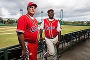 The Legends of Cuban Baseball
