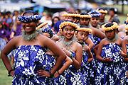 Emalani Festival, Kokee, Kauai, Hawaii