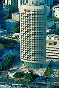 Israel, Tel Aviv, Europe Israel Building Weitzman street