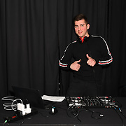 Dj Sergey Mironov performs at the Grand Final MISS USSR UK 2019 at Hilton hotel London on 27 April 2019, London, UK.
