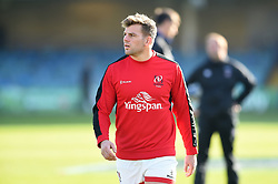 Jordi Murphy of Ulster looks on prior to the match - Mandatory byline: Patrick Khachfe/JMP - 07966 386802 - 16/11/2019 - RUGBY UNION - The Recreation Ground - Bath, England - Bath Rugby v Ulster Rugby - Heineken Champions Cup