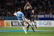 27.09.2014. Brodie Retallick. Test Match Argentina vs All Blacks during the Rugby Championship at Estadio Único de la Plata, La Plata, Argentina.