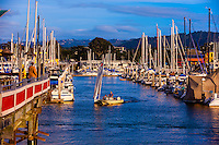 Old Fisherman's Wharf, Monterey, Monterey County, California USA