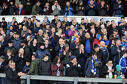 Bristol Rovers fans - Mandatory by-line: Neil Brookman/JMP - 10/03/2018 - FOOTBALL - Memorial Stadium - Bristol, England - Bristol Rovers v Northampton Town - Sky Bet League One