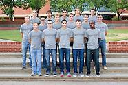 OC Men's Cross Crountry Team and Individuals - 2014 Season