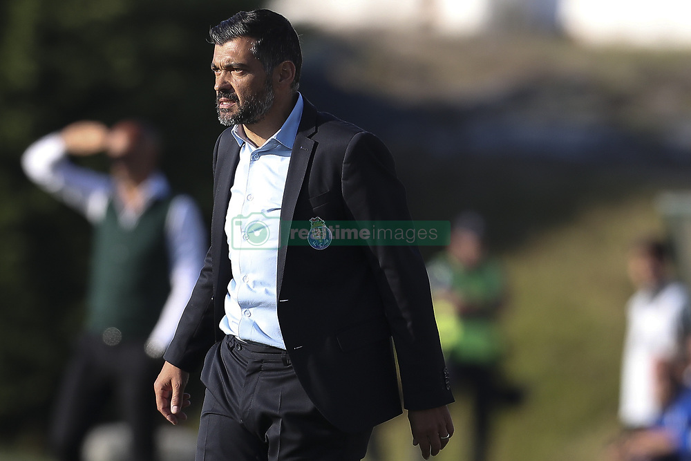 September 17, 2017 - Vila Do Conde, Vila do Conde, Portugal - Porto's Portuguese head coach Sergio Conceicao during the Premier League 2017/18 match between Rio Ave FC and FC Porto, at Rio Ave Stadium in Vila do Conde on September 17, 2017. (Credit Image: © Dpi/NurPhoto via ZUMA Press)
