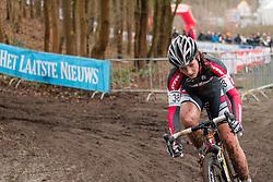 Lisa Heckmann (GER), Women, Cyclo-cross World Cup Hoogerheide, The Netherlands, 25 January 2015, Photo by Pim Nijland / PelotonPhotos.com