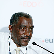 20160615 - Brussels , Belgium - 2016 June 15th - European Development Days - Berhanu Woldemichael - Director, Food Security Coordination Directorate - Ministry of Agriculture and Natural Resources, Ethiopia © European Union