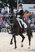 Dinja van Liere - Duval's Capri Sonne Jr<br /> FEI World Breeding Dressage Championships for Young Horses 2012<br /> © DigiShots