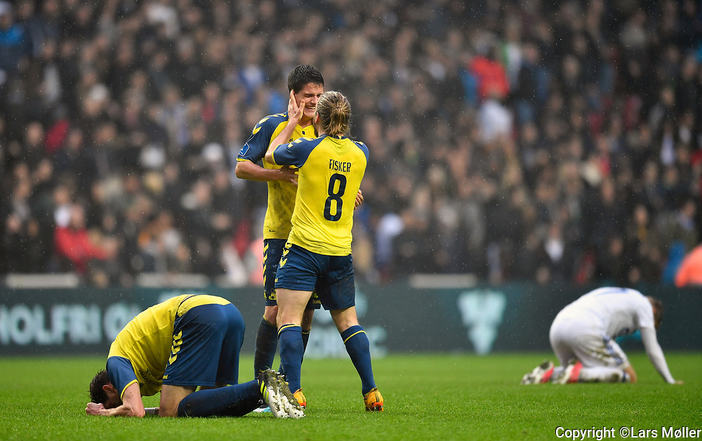 DK:<br /> 20171105, K&oslash;benhavn, Danmark:<br /> Fodbold Superliga FC K&oslash;benhavn - Br&oslash;ndby IF:<br /> Foto: Lars M&oslash;ller<br /> UK: <br /> 20171105, Copenhagen, Denmark:<br /> Football Superleague FC Copenhagen-Brondby IF:<br /> Photo: Lars Moeller