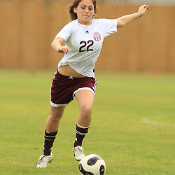 24 January 2009: St. Thomas Aquinas Senior Day soccer against Independence.