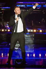Gary Barlow in concert, Wolverhampton